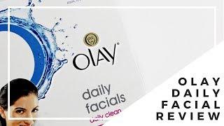 Olay Daily Facial Cloths  - Maggie Magnoli