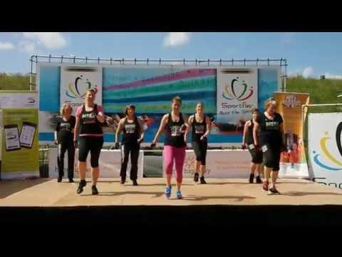 SportFair 2015 - Demo -  Piloxing