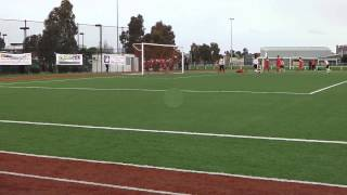 U13s Barnstoneworth United vs St George Cross 2013-07-14 Highlights