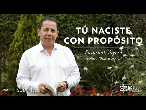 Vayerá - Tú Naciste con Proposito / You Were Born with a Purpose