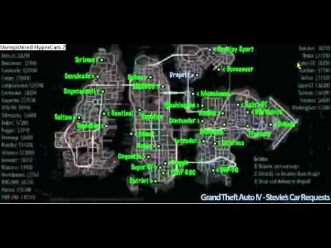 Gta Iv Car Dealership Locations