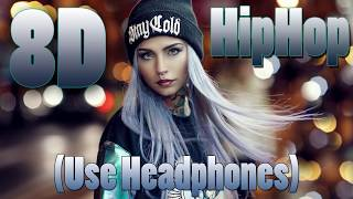 8D HipHop & Rap Christmas Mix❄ Best Hip Hop Christmas Songs 2018