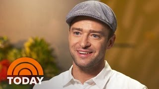 Justin Timberlake: How Being A Dad Changed Everything About My Music  | TODAY