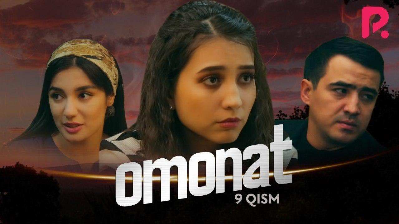 Omonat (o'zbek serial) | Омонат (узбек сериал) 9-qism #UydaQoling
