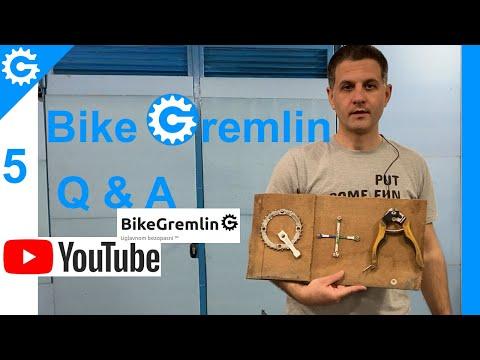 Q&A 5 - BikeGremlin YouTube i sajt, važne informacije