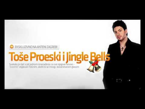 Toše Proeski - Jingle Bells(Antena Zagreb)