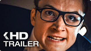 KINGSMAN: THE GOLDEN CIRCLE - Die Ersten 10 Minuten German Deutsch (2017) Exklusiv