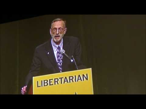 John Buckley Addresses Libertarian National Convention - May 29, 2016