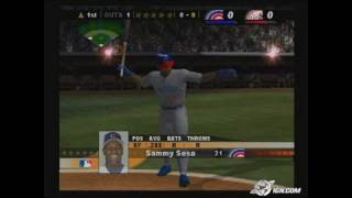 MLB SlugFest: Loaded PlayStation 2 Gameplay - Cracked