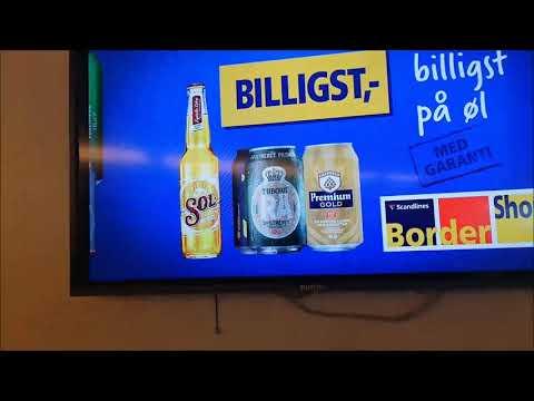 Scandlines Puttgarden- Rødby Inside  Denmark Germany