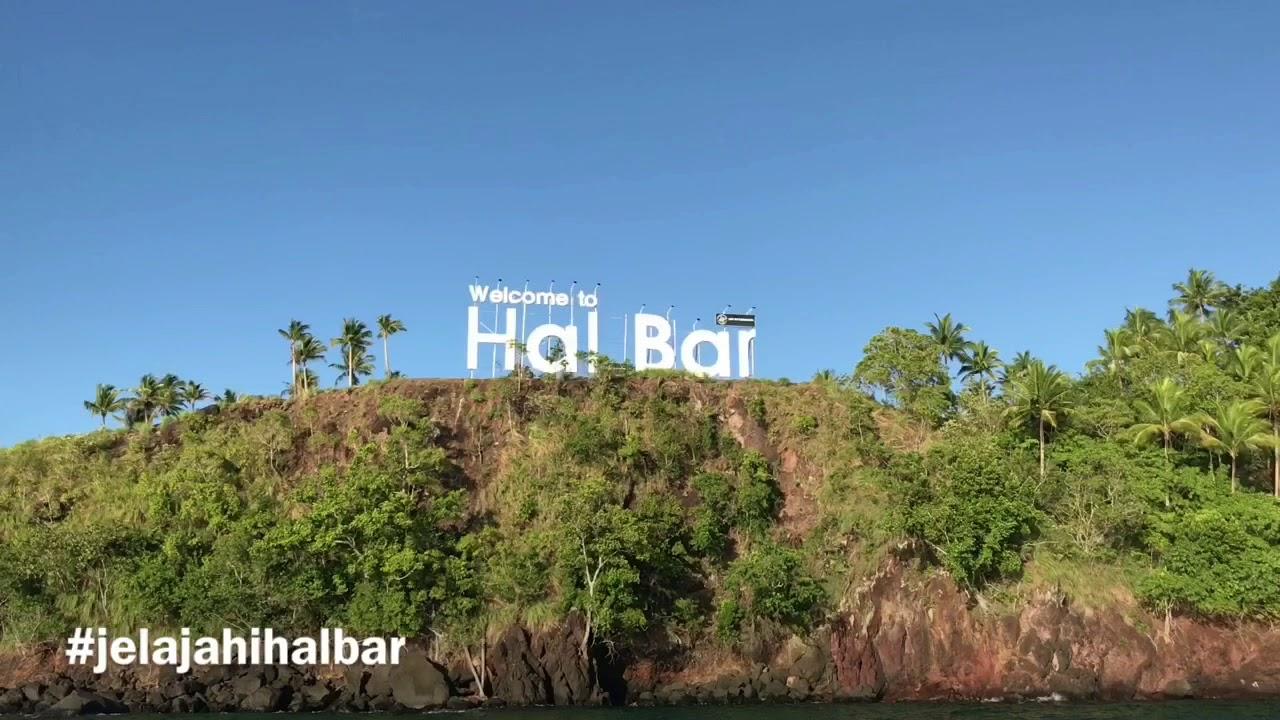 Tempat Wisata Pulau Pastofiri Jailolo Halmahera Barat Youtube