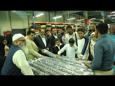 Heera Group Marketing Staff visited Heera Industries At Dubai-HNews Urdu