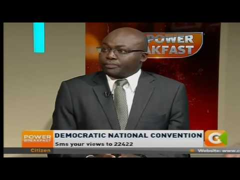 Power Breakfast Newspaper Review 28th July 2016