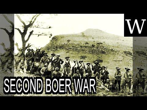 SECOND BOER WAR - WikiVidi Documentary