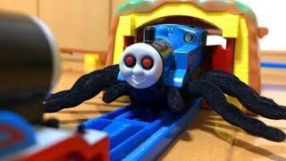きかんしゃトーマス 虫のおばけ電車 Thomas&Friend Ghost Train insect