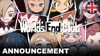 World's End Club - Announcement Trailer (Nintendo Switch) (EU - English)