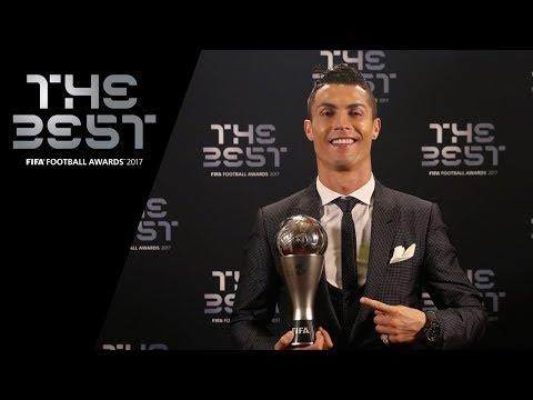 Cristiano Ronaldo interview - The Best FIFA Men's Player 2017 (PORTUGUESE)