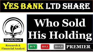 Yes Bank Latest News   Update   Target   Yes Bank latest news today   Yes Bank Share