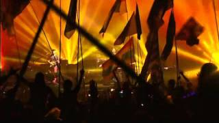 Coldplay - Fix You (Live Glastonbury 2011)