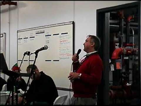PCI Xmas Karaoke Santa Baby   Steve Sirianni 12 14 17