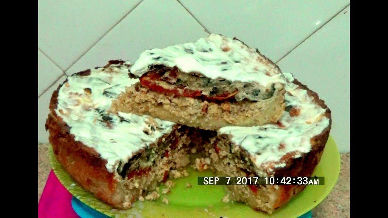 изготовления самый вкусный пирог с говядиной это специальная