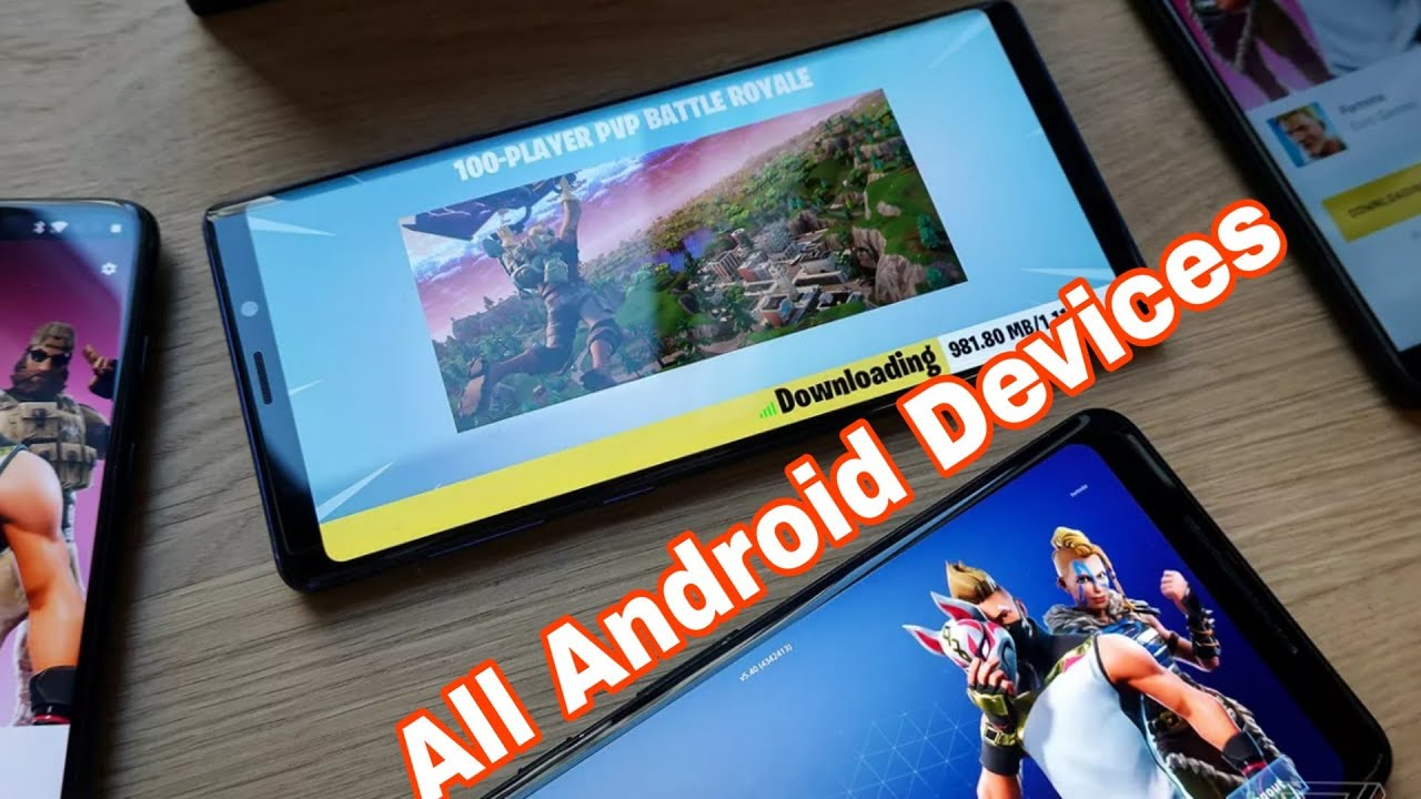 Fortnite Any Android - Fortnite Android GPU Not Compatible - Fortnite  Android VPN Error Fix