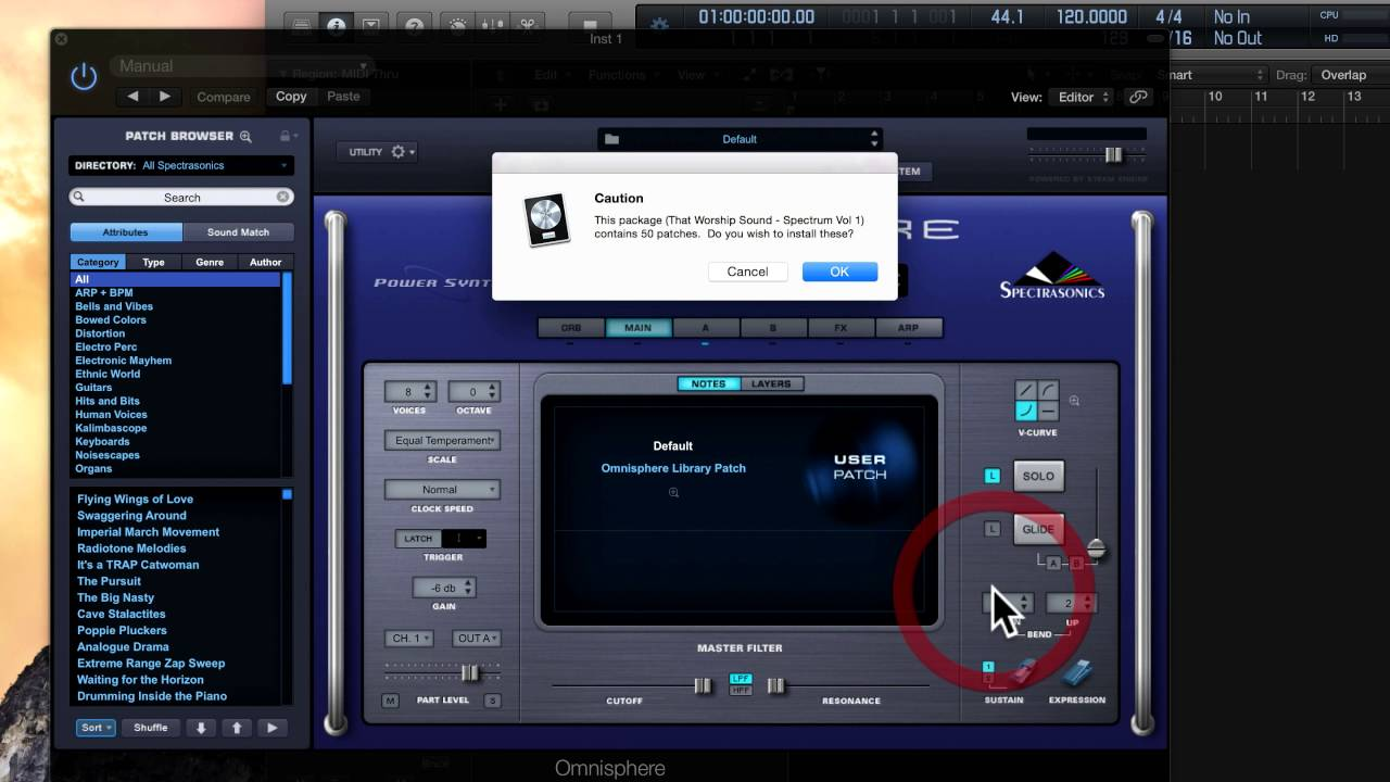 How To Install Patches In Omnisphere 2