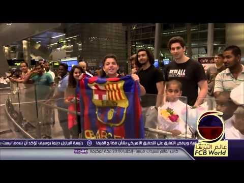 Xavi Hernández Arrived in Qatar to Play for Al Sadd