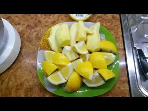Имбирь с лимоном и медом – рецепт здоровья