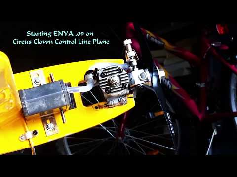 Enya .09 Engine