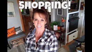 New Home Shopping & Decorating With Linda's Pantry