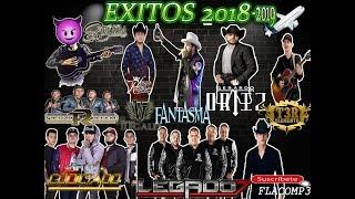 MEJORES CORRIDOS 2019 - 2018 Mix pa pistear LO MAS NUEVO (DISCO COMPLETO)
