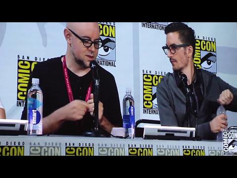 Legend Of Korra Season 3 - Comic Con 2014 Panel Highlights