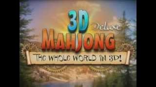 3D Mahjong Deluxe Gameplay Trailer & Download link