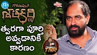 Reasons For Wrapping Up GPSK Within A Short Period Of Time - Krish | Frankly With TNRs