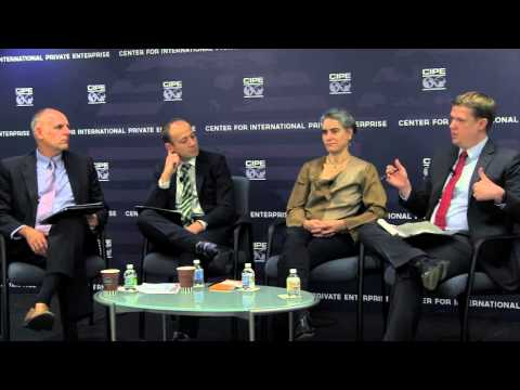 Waging Peace: The Role of the Private Sector in Conflict & Post-Conflict