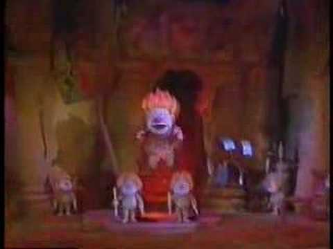 Snow Miser - Heat Miser - YouTube