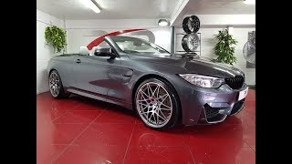 BMW M4 Convertible Competition Pack
