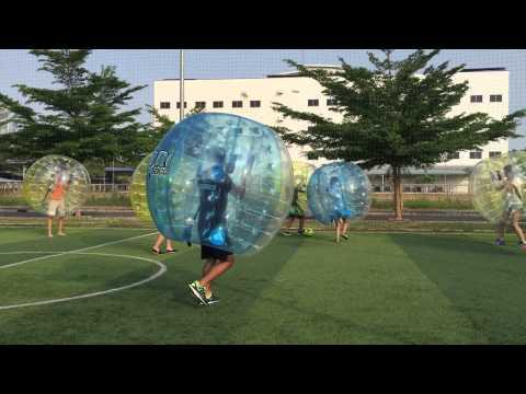Zorb Ball -