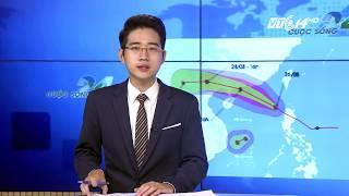 VTC14 | Bão số 7 và áp thấp nhiệt đới gây thời tiết xấu trên biển đông và đất liền