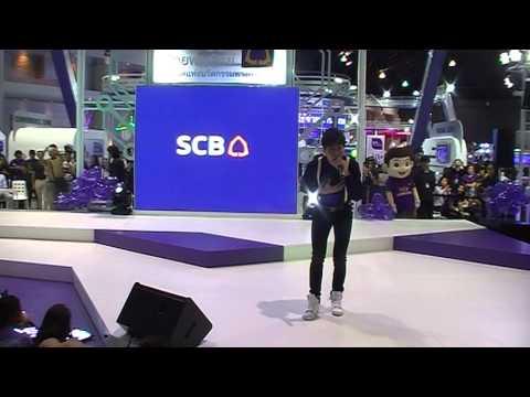 ซีดี - ชอบก็จีบ บูธธนาคารไทยพาณิชย์ @ Money Expo 2014