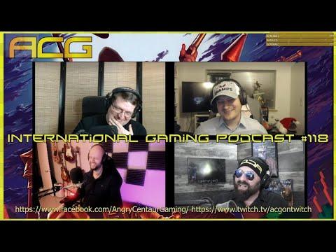International Gaming Podcast #118 Half Life 3 Rumors, Karak Loses His Mind, And It All Falls Apart