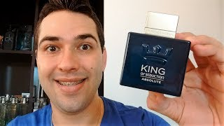 King of Seduction Absolute - Antonio Banderas (Perfume Importado e Barato)