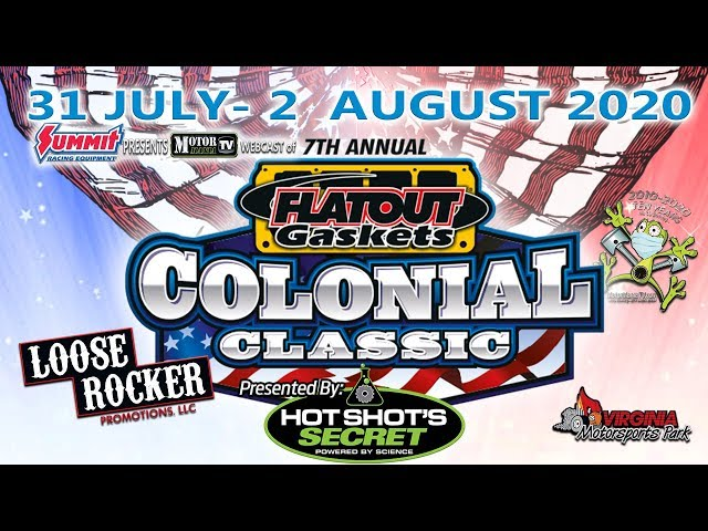 7th Annual Colonial Classic - Sunday