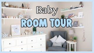 BABY ROOM TOUR | Estilo Nordico, DECORACION Habitation BEBE IKEA
