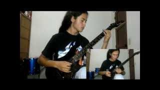 1000 times Goodbye (Megadeth) Cover Sebastian Rojas