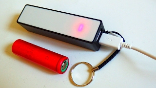 Cheapest Power Bank Review (with Schematic)