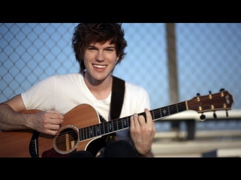 """""""Call Me Maybe"""" - Carly Rae Jepsen Cover by Tanner Patrick - with lyrics"""