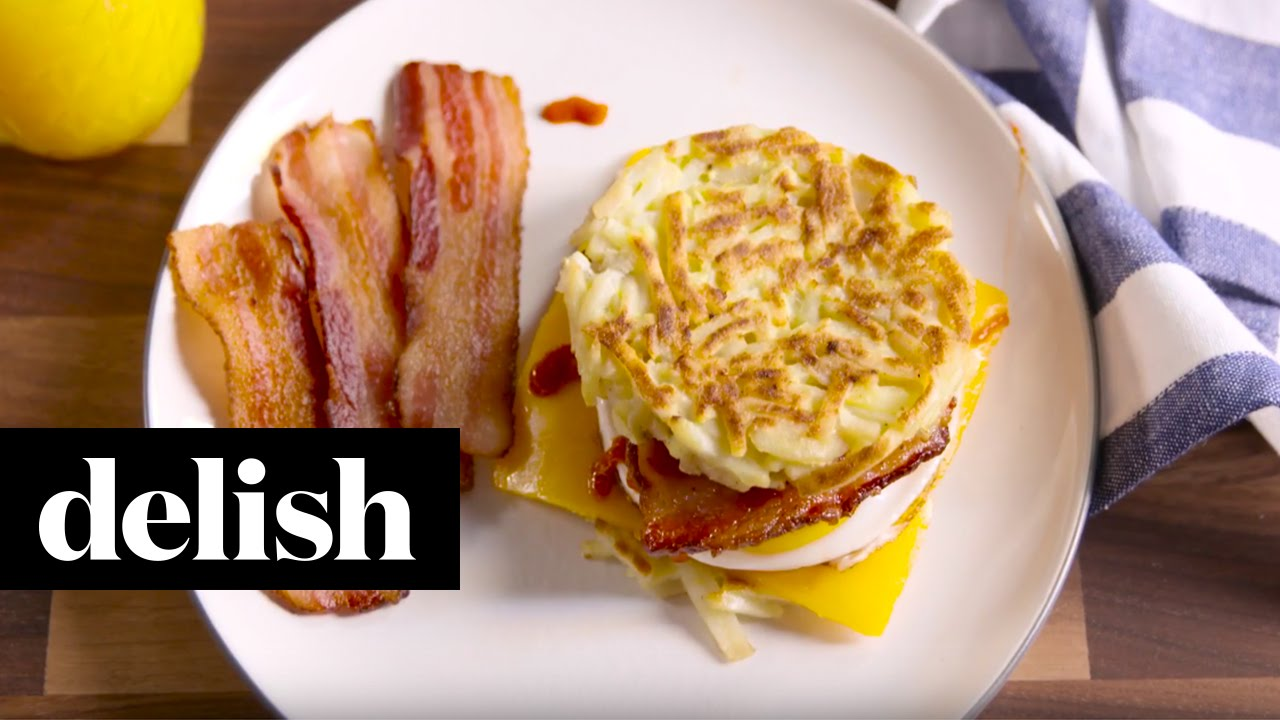 how to make homemade hash browns youtube