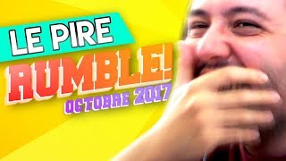 PIRE. RUMBLE. EVER. - RUMBLE! Octobre 2017 (Gang Beasts)